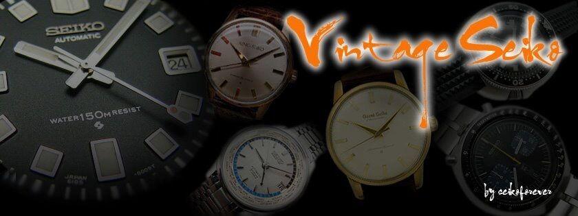 Vintage Seiko (VTS)
