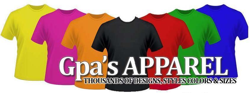 G-PA's  Apparel