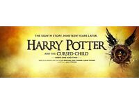 WTB: 2x Harry Potter & The Cured Child Tickets (Part 1 & Part 2) for November 2nd