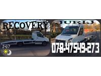 RECOVERY SERVICES pay cash for scrap car collection 15 miles around Wolverhampton