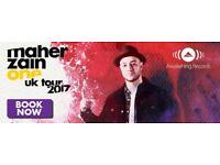 Maher Zain concert tickets