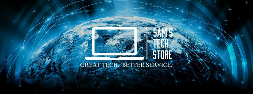 Sam's Tech Store
