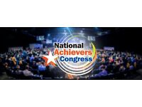 x2 Silver Tickets- National Achievers Congress- London 22-23 October 2016