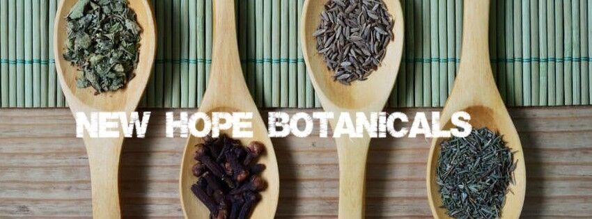 New Hope Hemp Co. Botanicals