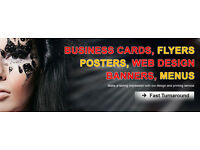 Flyer Printing - Flyers, Folded Leaflets - Same Day Service Available