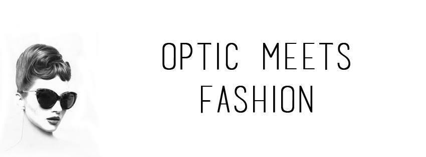 Optic Meets Fashion