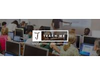 Tutors wanted- all subjects, set your own rate