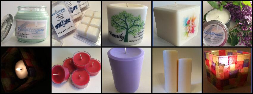Candleague Handmade Candles