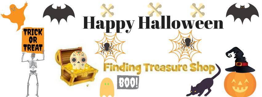 Finding Treasure Shop