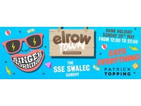 elrow Cardiff Bar Staff