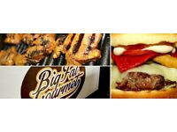 EXPERIENCED CHEFS & DELIVERY DRIVERS WANTED - EXCITING BURGER RESTAURANT LEWISHAM - BIG FAT GOURMET