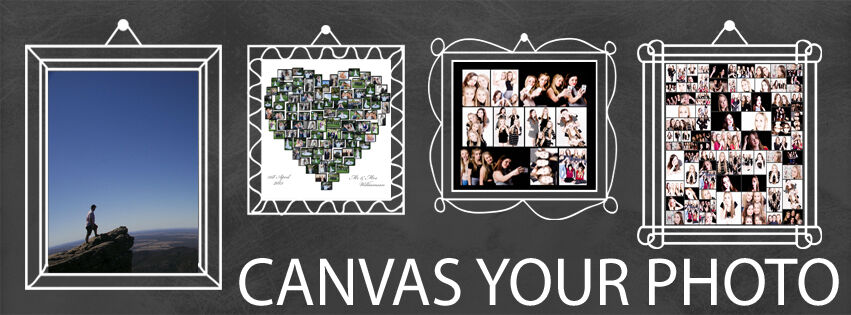 canvas your photo