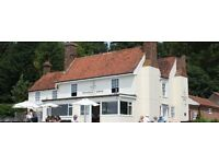 Chef required for busy and fun riverside pub