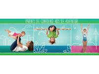 Children's Developmental Gymnastics Instructors – South West London, Wandsworth
