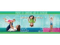 Children's Developmental Gymnastics Instructors – South West London, Wandsworth