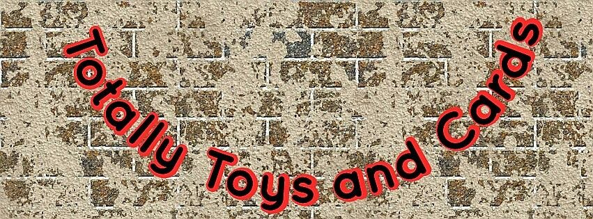 Totally Toys and cards