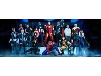 Marvel universe O2