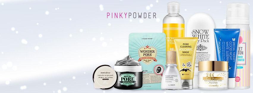 pinkypowder