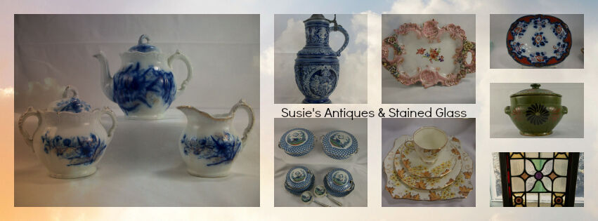 Susie's Antiques and Stained Glass