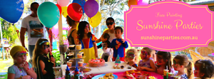 Sunshine Parties and Face Painting Cronulla Sutherland Area Preview