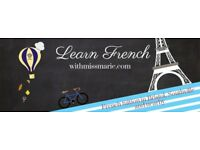 Learn French in small groups