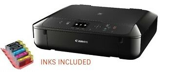 CANON PIXMA MG5750 All-in-One Wireless Inkjet Printer+INKS