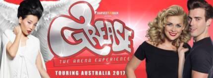 GREASE - The Arena Experience - Sydney - 20 Jan 18