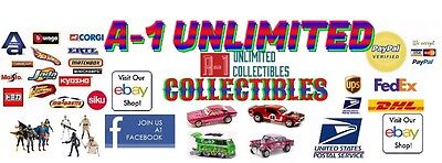 A-1 UNLIMITED COLLECTIBLES