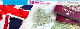 UK IMMIGRATION ADVISER & CONSULTANTS,ILR, SPOUSE VISA,EEA VISA,TIER 4 TIER 2 VISA,PR,FREE ASSESSMENT