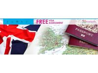 UK IMMIGRATION ADVISER & CONSULTANTS,ILR, SPOUSE VISA,EEA VISA,TIER 4 TIER 2 VISA,PR,FREE ASSESSMENT