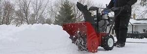 Toro Snowblowers with 4 Years of Warranty and up to $300 off until October 31st!
