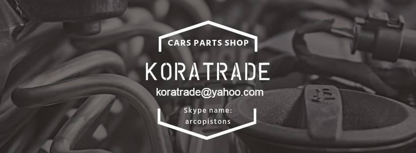 KoraTrade Car & Trucks Parts Shop