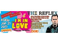Mixtape Fridays Pres The Reflex (Million Sellers Tour)