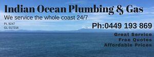Indian Ocean Plumbing & Gas Rockingham Rockingham Area Preview