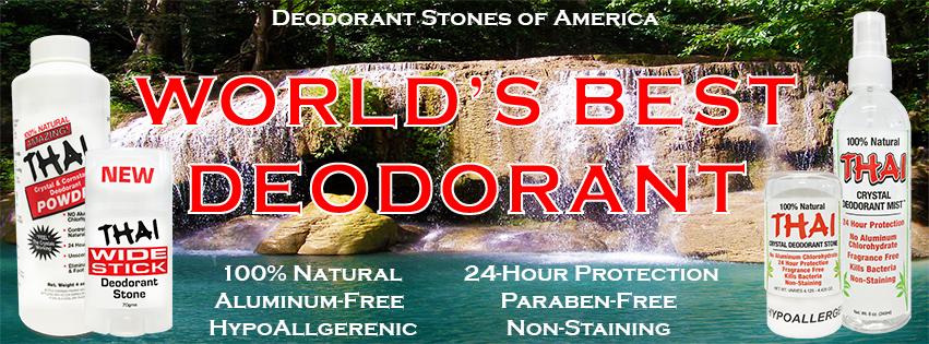 Deodorant Stones of America
