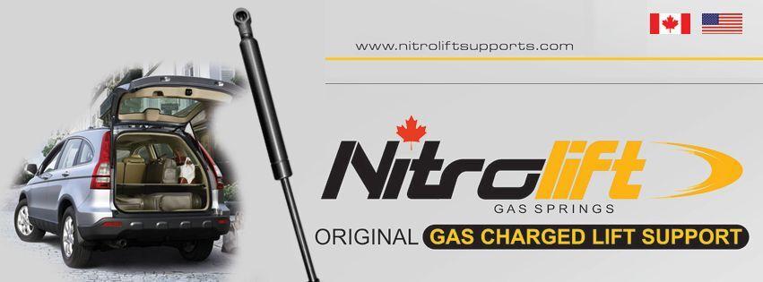 Nitro Lift Supports