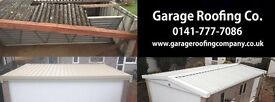 Garage Roofing Company/Asbestos Removal/Felt/Repair Solutions