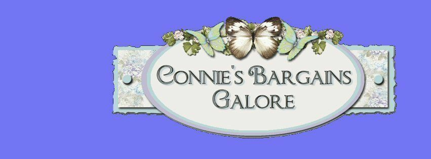 Connie's Bargains Galore