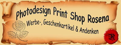 Photodesign Print Shop Rosena