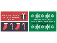 Stampin' Up! Xmas Stamp-A-Stack Portsmouth, Hants Saturday 1st October 10 - 4.30