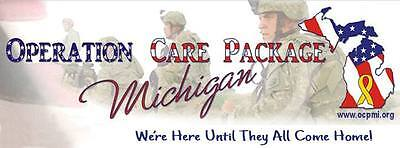 Operation Care Package Michigan Inc