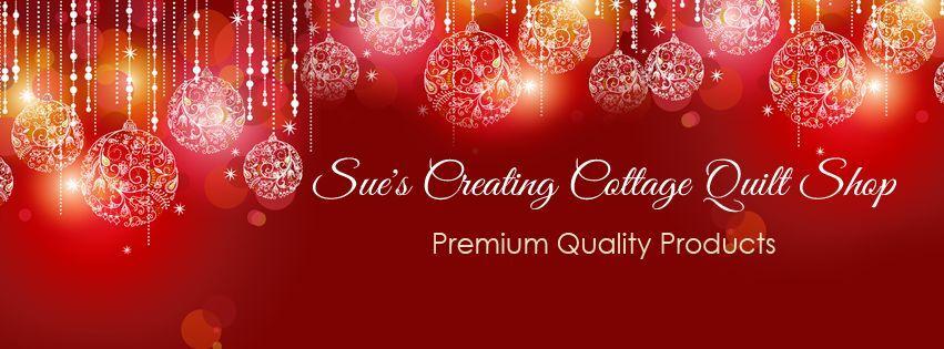 Sue's Creating Cottage Quilt Shop