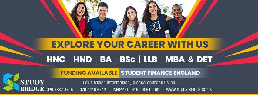 Study the Foundation, Diploma and Degree Courses in the top