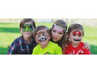 Face Painting and Pre-filled Party bags in Luton, Dunstable and Houghton Regis