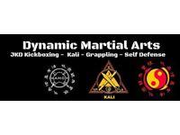 JKD Kickboxing / Filipino Martial Arts - Beginners Class