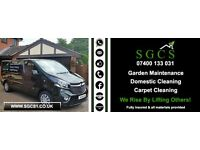 Carpet & Domestic Cleaning By SGCS