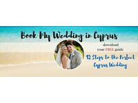 WEDDINGS IN CYPRUS - SURPRISE PROPOSALS - VOW RENEWALS - BLESSINGS