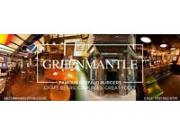 SITE MANAGER - THE GREENMANTLE