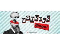 Bonkers Bingo at Mecca Bingo Beeston