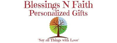 BlessingsNFaith Personalized Gifts